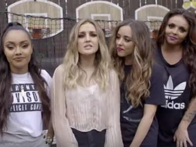Little Mix at THORPE PARK Resort's ISLAND BEATS